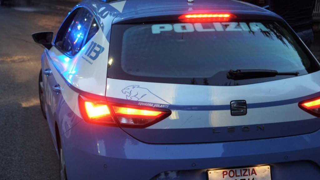 polizia volante