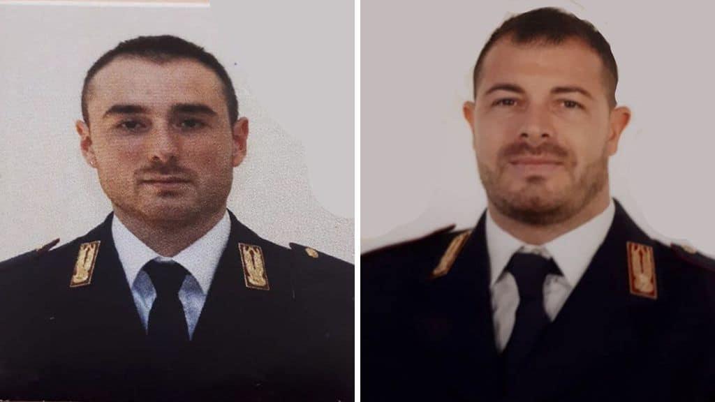poliziotti uccisi oggi a Trieste