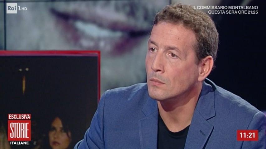 Alessandro Greco e la Bocci a Storie Italiane: