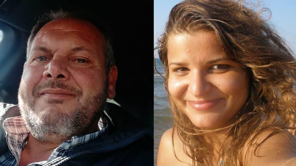 Antonino Borgia e Ana Di Piazza