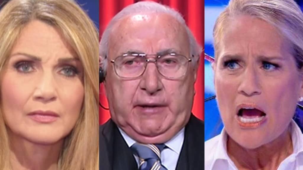 Lorella Cuccarini, Pippo Baudo e Heather Parisi