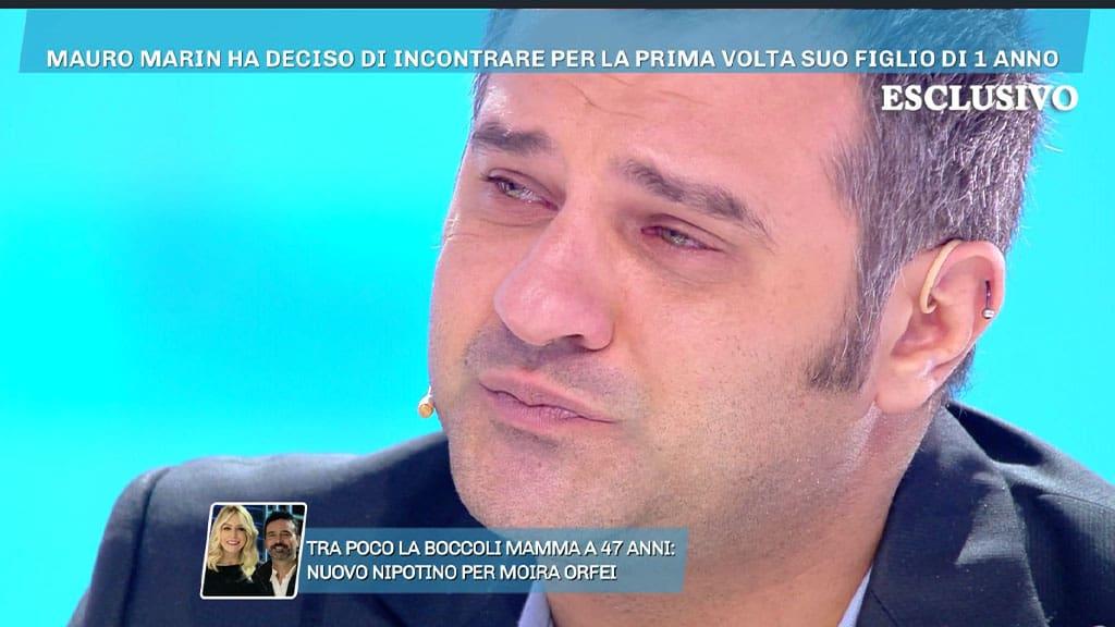 Primo piano di Mauro Marin
