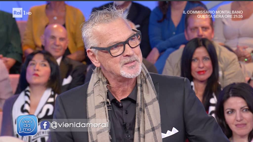 Stefano Tacconi a Vieni da me