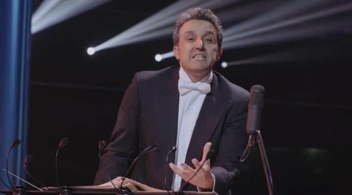 Flavio Insinna a Prodigi 2019
