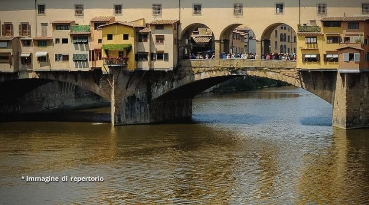 Fiume Arno a Firenze
