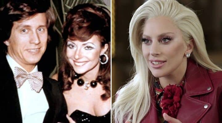 I coniugi Gucci e Lady Gaga