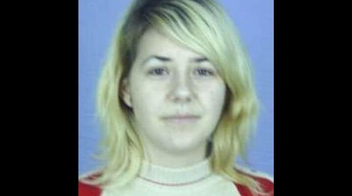 Anca Maria Murg in una foto dell'Europol