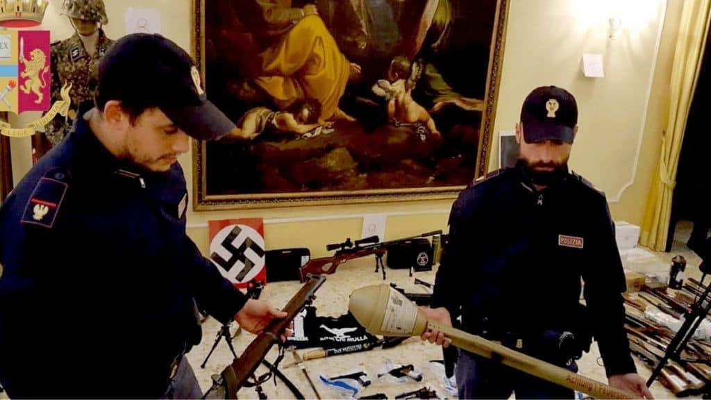 armi nuovo partito nazista