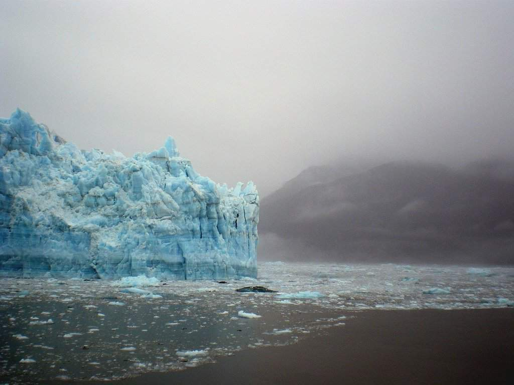 calotta di ghiaccio
