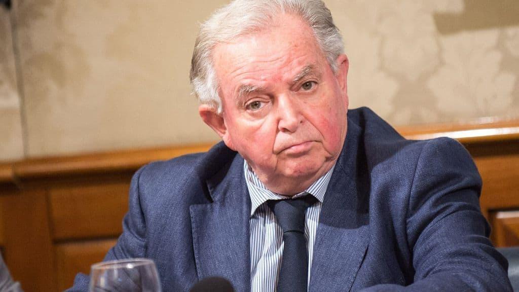 Il senatore Franco Ortolani