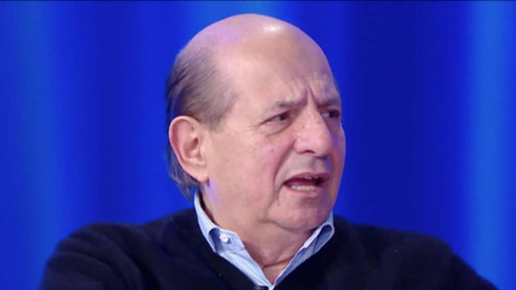 Giancarlo Magalli senza freni inibitori: