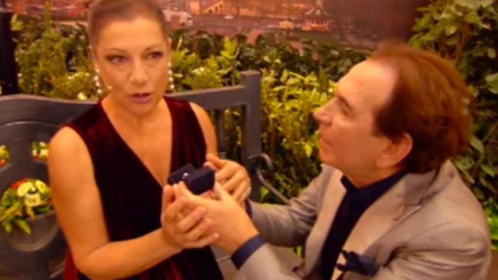 La proposta di matrimonio di Giucas Casella