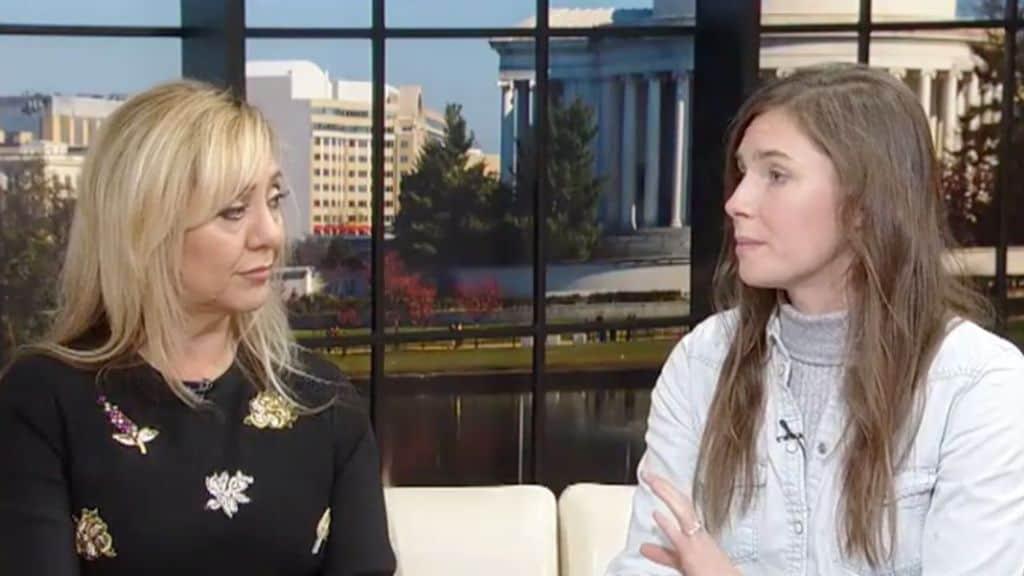Amanda Knox e Lorena Bobbit, l'amicizia nata dai casi di cronaca