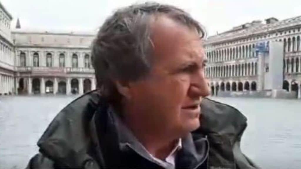 Nuova allerta meteo a Venezia. Per domani previsti picchi di 160 cm di marea. Sindaco Brugnaro nominato commissario straordinario. Ministro Costa: