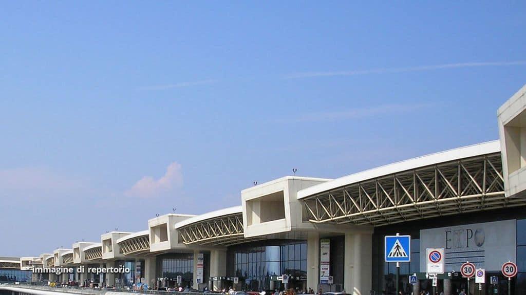 ingresso aeroporto milano malpensa