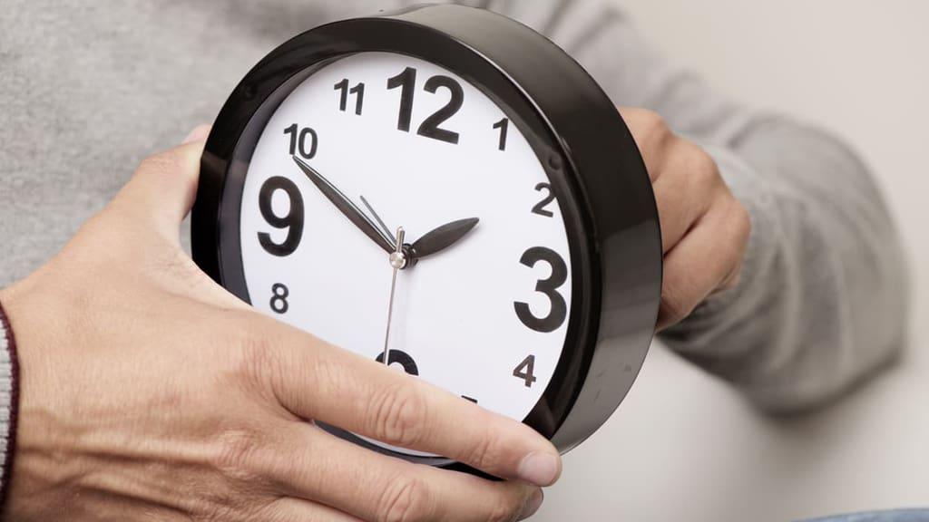 cambio dell'ora