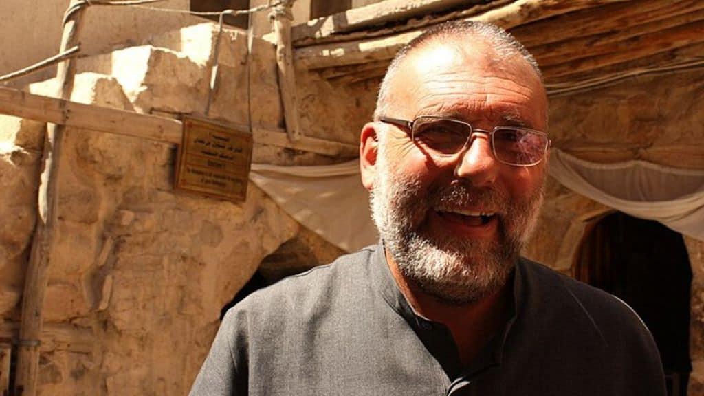 Padre Dall'Oglio scomparso a Raqqah