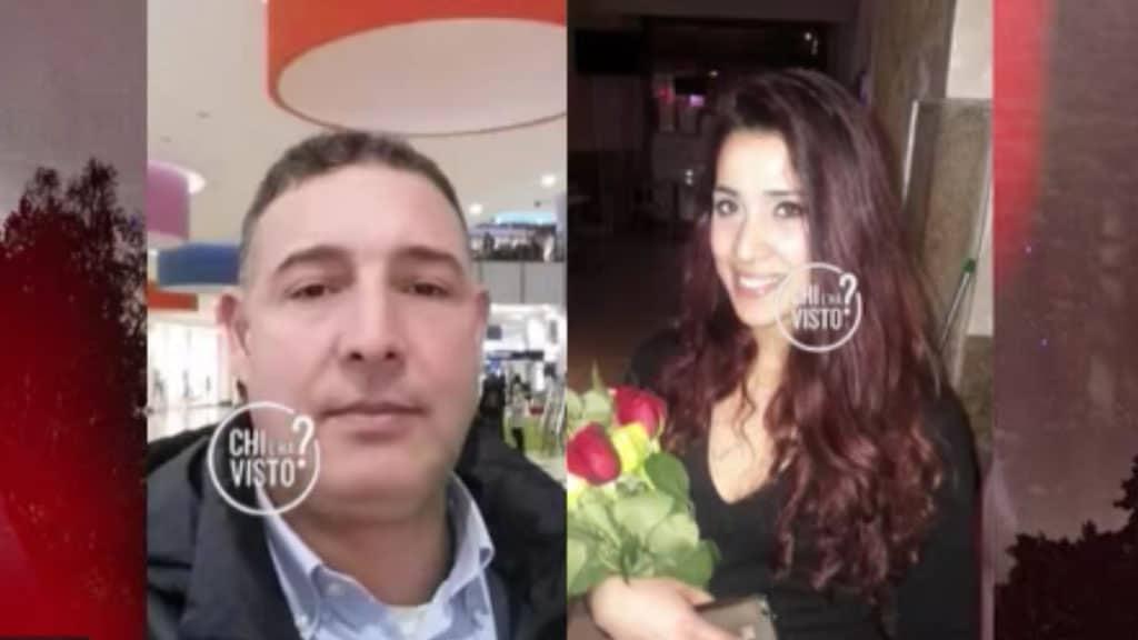 Abdelmjid El Biti e Souad Alloumi
