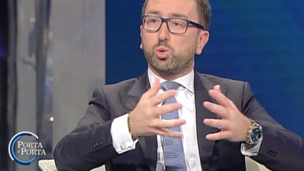 Alfonso Bonafede: la frase sul reato doloso e colposo scaten