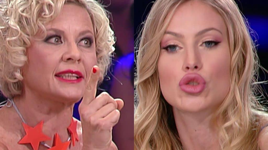 """Antonella Elia contro Taylor Mega: """"Non dobbiamo essere tutt"""