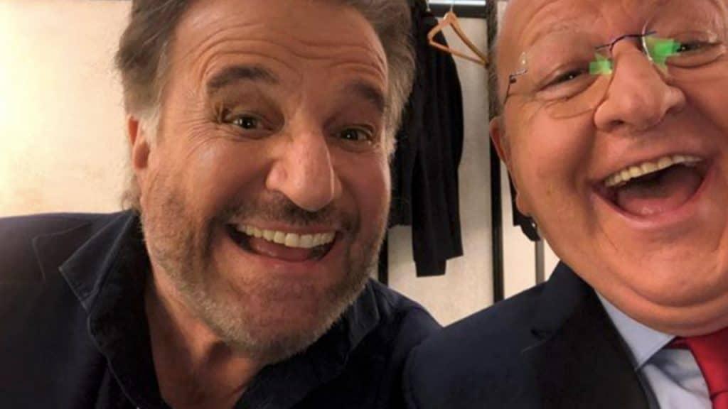 """Christian De Sica Massimo Boldi: """"Pronti a girare un altro f"""