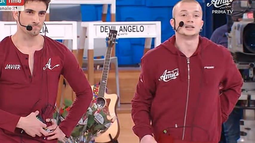 Federico e Javier alla sfida finale per Tu Si Que Vales