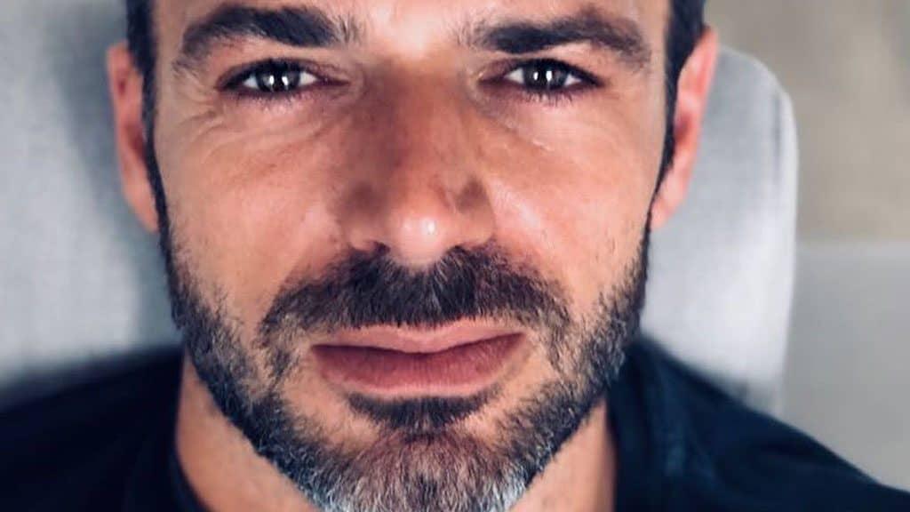 """Luca Argentero annuncia la dolce attesa: """"Diventiamo tre"""""""