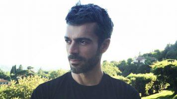 Luca Argentero primo piano
