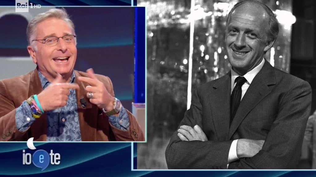 Paolo Bonolis e Raimondo Vianello