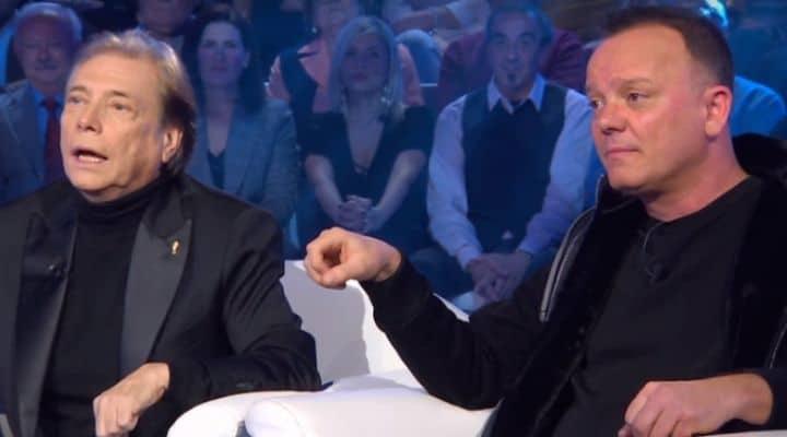 Gigi d'Alessio e Nino D'Angelo a Domenica In