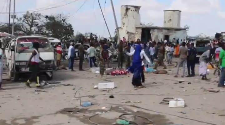Attentato a Mogadiscio