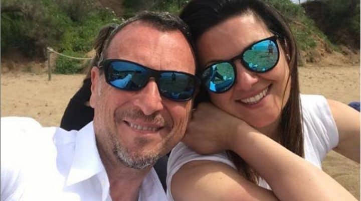 Amadeus e Giovanna Civitello