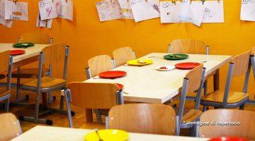 Banchi di scuola materna