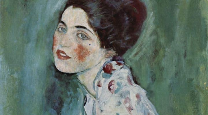 Ritratto di Signora di Gustav Klimt