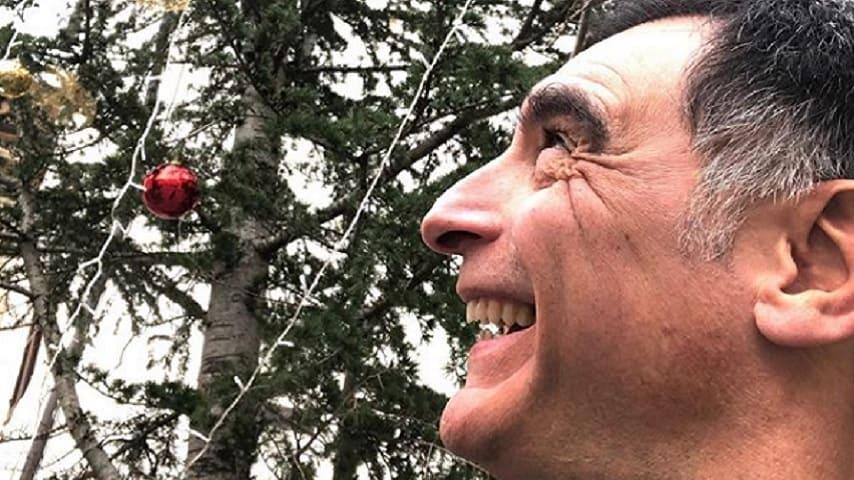 Tiberio Timperi ricorda il Natale