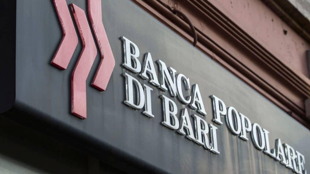 Banca Popolare di Bari: si del Cdm al salvataggio, approvato