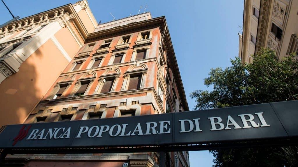 Banca popolare di Bari commissariata: il governo si spacca s
