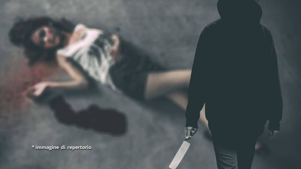 18enne uccisa a coltellate nel parco |  arrestato ragazzino di 13 anni