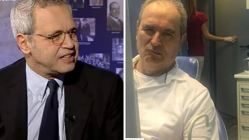 Enrico Mentana a Verissimo parla della sua amicizia con Lamberto Sposini
