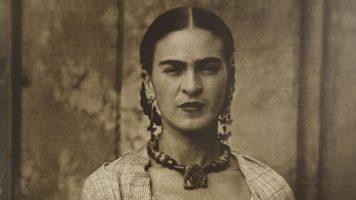 Fotografia di Frida Kahlo