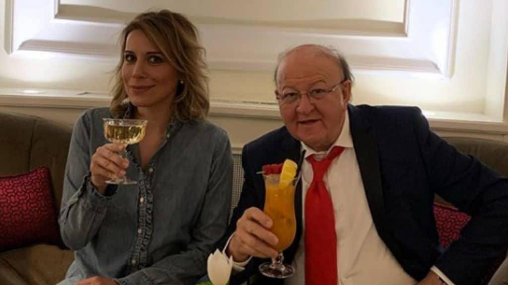 Massimo Boldi e Irene Fornaciari, spunta l'anello, nozze in