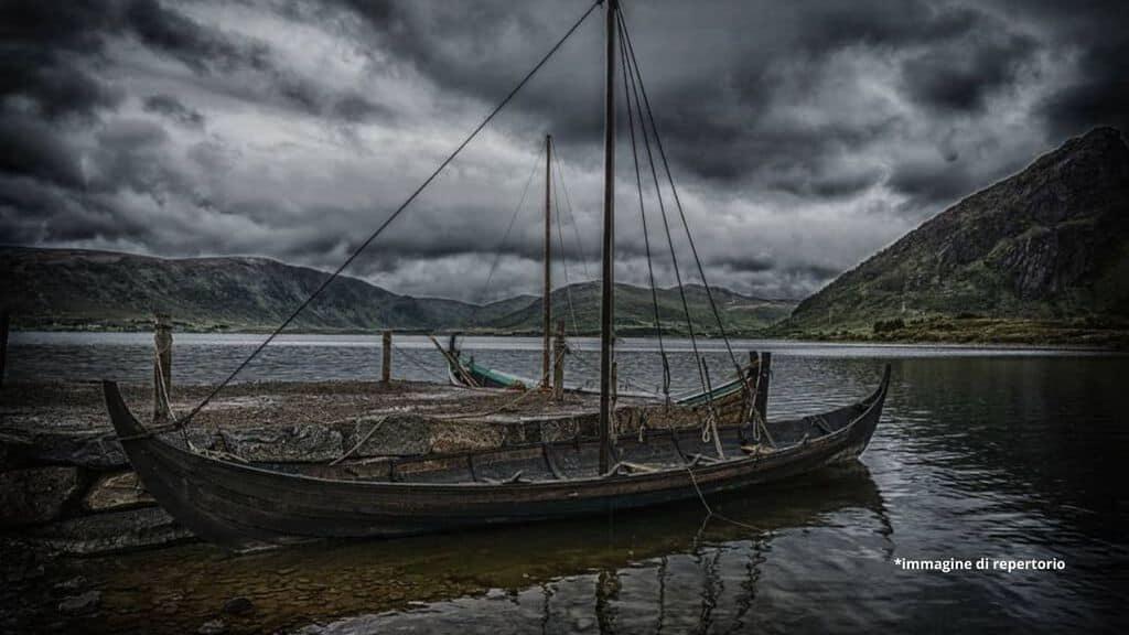 resti di una nave