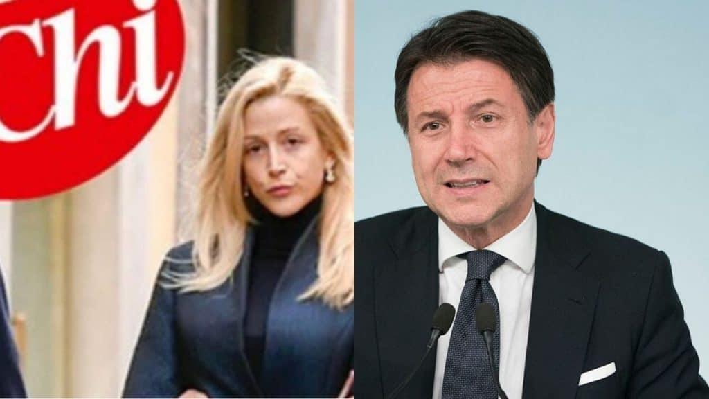 Olivia Paladino, chi è la fidanzata manager di Giuseppe Conte