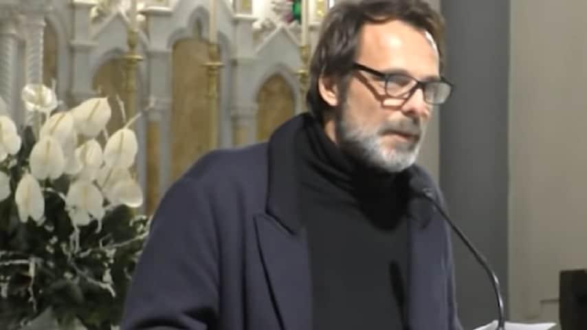 Discorso di Alessandro Preziosi al funerale del padre