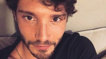 stefano de martino in primo piano