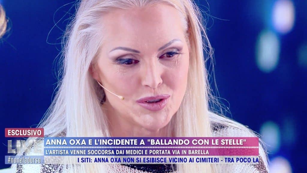 """Anna Oxa sgancia la bomba: """"Io nella lista nera della Rai"""""""