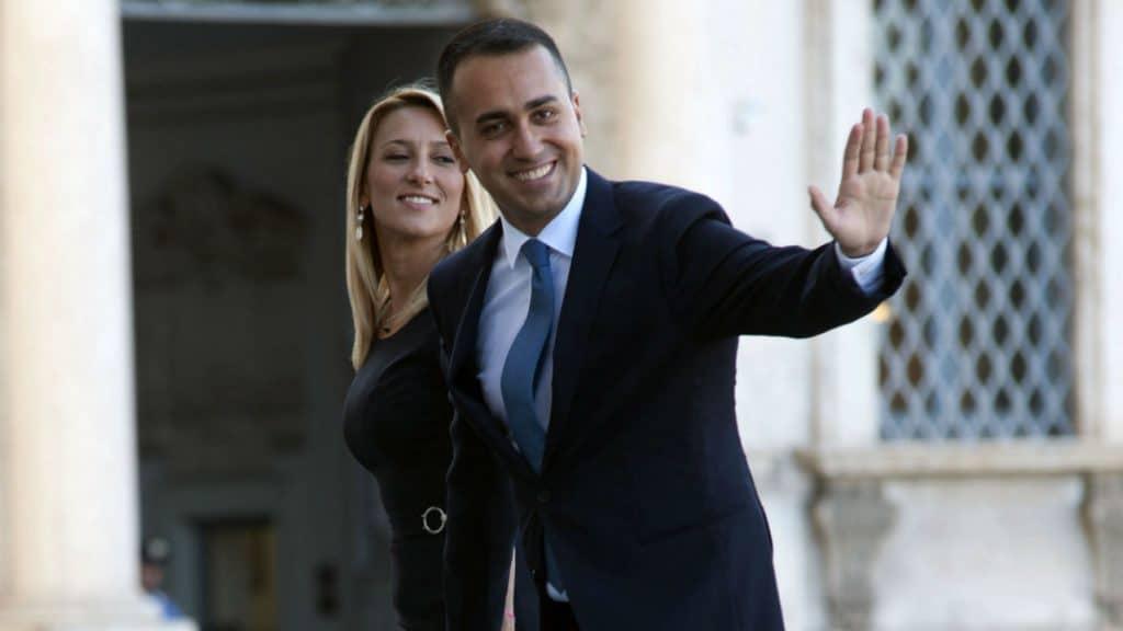 "Virginia Saba e la dedica a Luigi Di Maio: ""Infinito amore"""