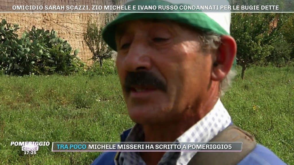 """Michele Misseri scrive dal carcere: """"L'unico colpevole sono"""