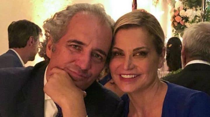 Simona Ventura pensa alle nozze con Giovanni terzi