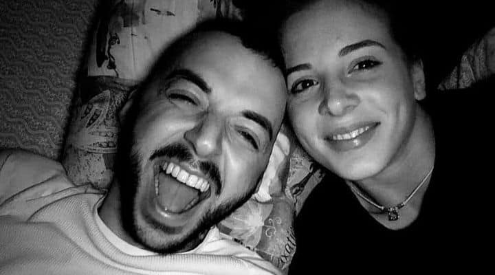 Giovanni Custodero e Luana Amati